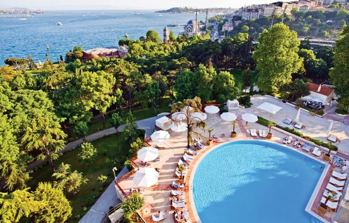 Бассейн Swissotel The Bosphorus