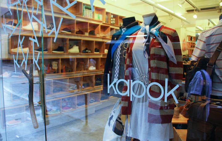Kapok on Sun Street